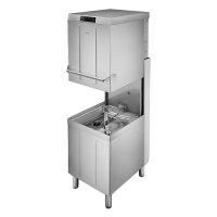 Машина посудомоечная купольная Smeg (HTY505DSH)