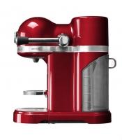 Кофемашина KitchenAid капсульная Artisan Nespresso и Aeroccino, объём бака 1.4л, карамельное яблоко (5KES0504ECA)