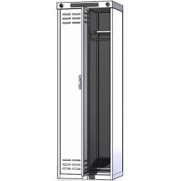 Шкаф для сушки и дезинфекции одежды, 600х500х1850мм, 2 двери (ШЗР-060/5УФ)