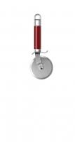 Нож для пиццы, нержавеющая сталь, красная ручка (KGEM3106ER)