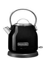 Электрочайник KitchenAid 1.25л, черный (5KEK1222EOB)