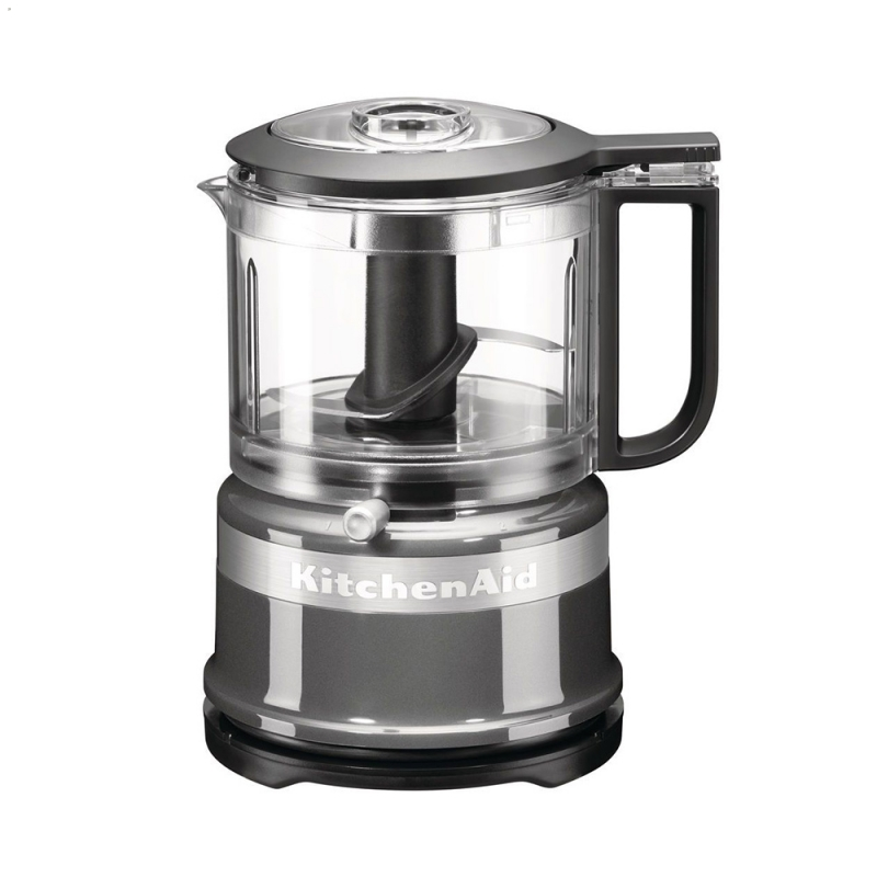КОМБАЙН КУХОННЫЙ KITCHENAID МИНИ , СЕРЕБРИСТЫЙ (5KFC3516ECU)