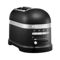Тостер KitchenAid Artisan, черный чугун (5KMT2204EBK)