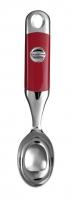Ложка KITCHENAID для мороженного, красная (KG117ER)