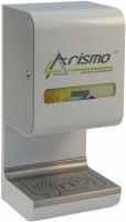 Дезинфектор для рук автоматический бесконтактный, объем бака 1л, настенный (ArD-04 темно-серый)