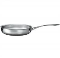 Сковорода KitchenAid, D28.0см (3 Ply SS), нерж.сталь (KC2T11SKST)