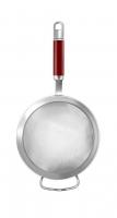 Сито KITCHENAID , нержавеющая сталь, красная ручка (KGEM3116ER)KITCHENAID