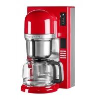 Кофеварка KeetchenAid заливного типа, графин 1.18л, красная (5KCM0802EER)