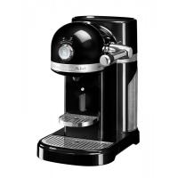 Кофемашина KitchenAid капсульная Artisan Nespresso, объём бака 1.4л, черная (5KES0503EOB)