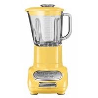 Блендер KitchenAid Artisan, стакан 1.5л. (стекло), 5 скоростей, Pulse, желтый (5KSB5553EMY)