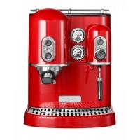 Кофеварка Artisan Espresso, красная (5KES2102EER)