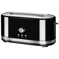 Тостер KitchenAid ARTISAN на 2 хлебца, черный (5KMT4116EOB)