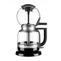 Кофеварка сифонная KitchenAid Artisan, 1л, черная (5KCM0812EOB)